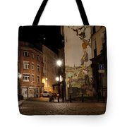 The Adventures Of Nero Tote Bag by Juli Scalzi