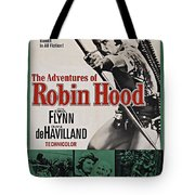 The Adventures Of Robin Hood B Tote Bag