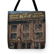 The Albany Tote Bag