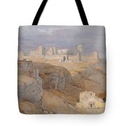 The Alcazar Of Carmona, Andalucia Tote Bag