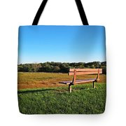 The Allure Of Solitude Tote Bag