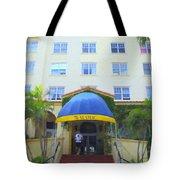 The Almanac Tote Bag