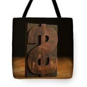 The Almighty Dollar Tote Bag