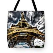 The Amazing Eiffel Tote Bag