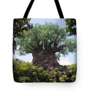 The Amazing Tree Of Life  Tote Bag