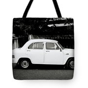 The Ambassador Car Tote Bag