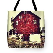 The American Experience Tote Bag