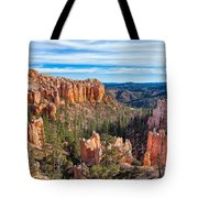 The Amphitheater At Farview Point Tote Bag