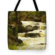 The Amsden River Wyoming Tote Bag