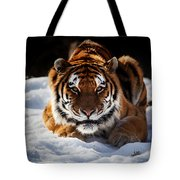 The Amur Tiger Tote Bag