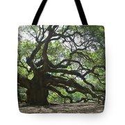 The Angel Oak Tote Bag