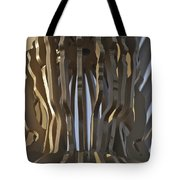 The Angel Of Bargoed Abstract Tote Bag