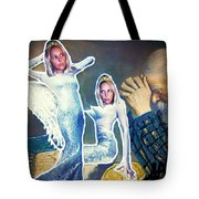 The Angels Of Nothing Tote Bag