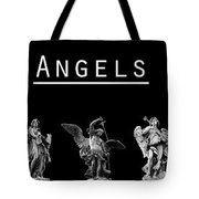 The Angels Of Rome Tote Bag