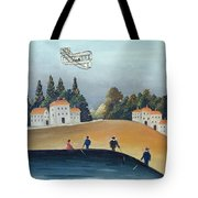 The Anglers, C.1908-09 Oil On Canvas Also See 309520 Tote Bag