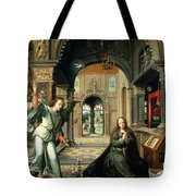 The Annunciation, Early 16th Century Tote Bag