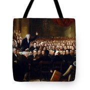The Anti-slavery Society Convention 1840 Tote Bag