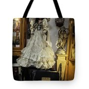The Antique Doll Tote Bag
