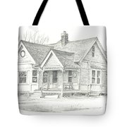 The Antique Shop Tote Bag
