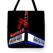 The Apollo Theater Tote Bag