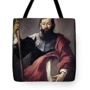 The Apostle Saint James Tote Bag