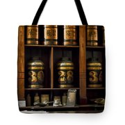 The Apothecary Tote Bag