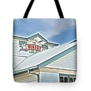 The Apple Barn Winery Pigeon Forge Tn Tote Bag