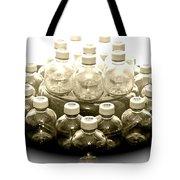 The Apple Bottle Tote Bag