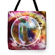 The Apple Of His Eye Tote Bag
