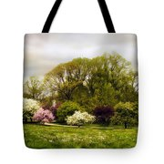 The Apple Orchard Tote Bag