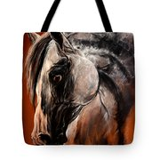 The Arabian Horse Tote Bag