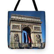 The Arc De Triomphe De Etoile  Tote Bag