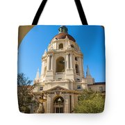 The Arch - Pasadena City Hall. Tote Bag