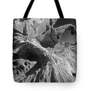 The Arch Bw Tote Bag