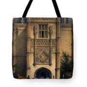 The Arch, Montacute House, Somerset Tote Bag