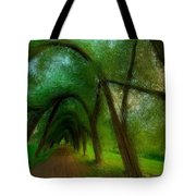 The Arch Of Heaven Tote Bag