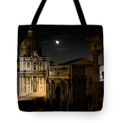 The Arch Of Septimius Severus Tote Bag