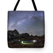 The Arch Of The Milky Way Galaxy Tote Bag