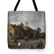 The Archers Tote Bag