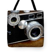 The Argus C3 Lunchbox Camera Tote Bag