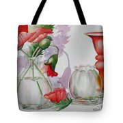 The Arrangement Tote Bag