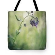 The Arrival Of Spring Tote Bag