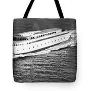 The Art Deco Ferry Kalakala Tote Bag