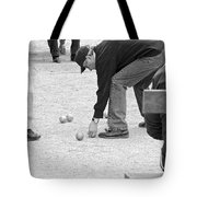 The Art Of Boules  Tote Bag