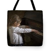 The Art Of Melody Tote Bag