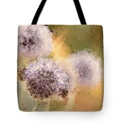 The Art Of Pollination Tote Bag