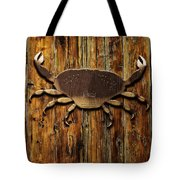 The Art Of The Crab Tote Bag