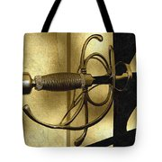 The Art Of The Sword Tote Bag