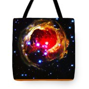 The Art Of The Universe 323 Tote Bag
