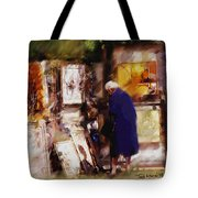The Art Show Tote Bag